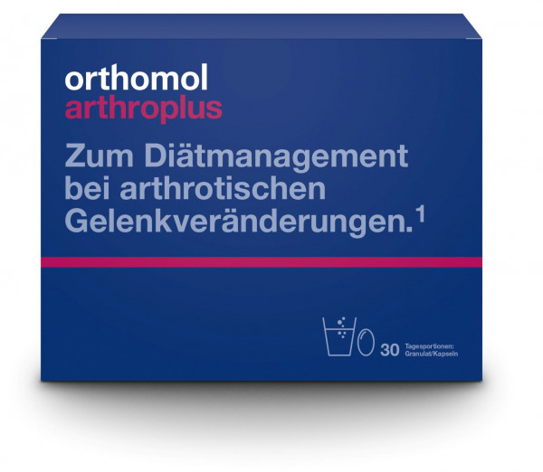 Orthomol Arthroplus Granulat+Kapseln