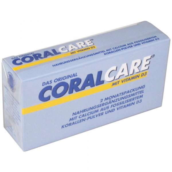 CoralCare Korallencalcium Beutel 2x30