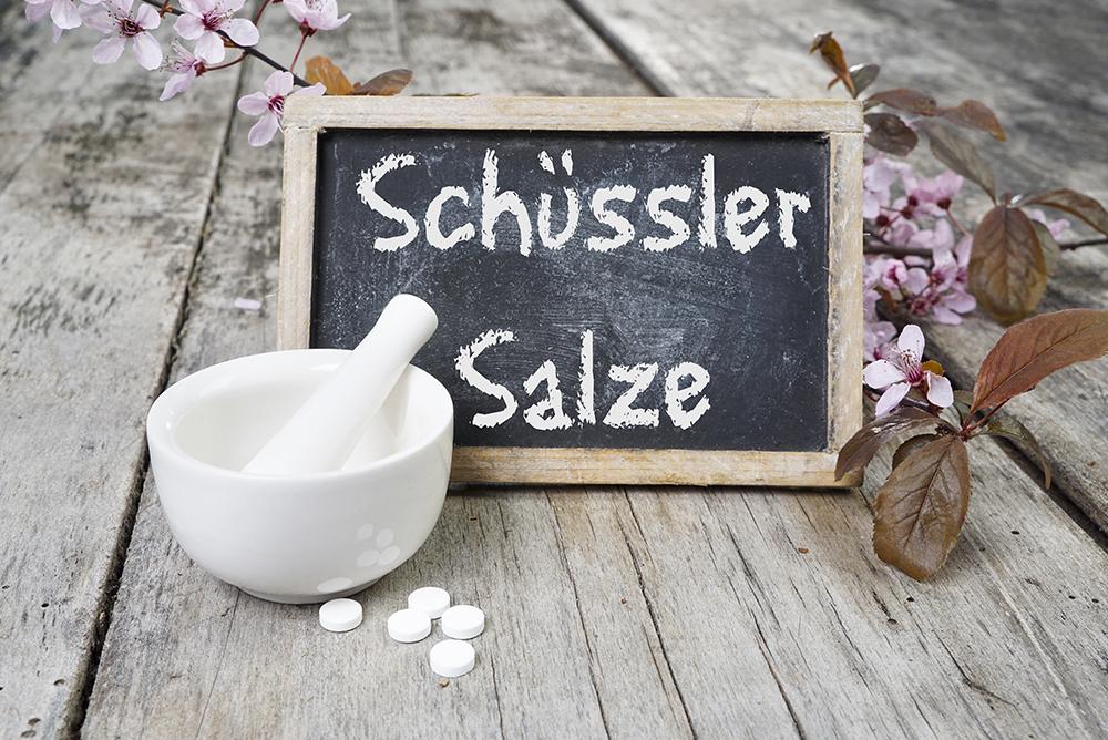 Schüßler Salze Biochemie Nach Dr Schüssler Ratgeber Apobag
