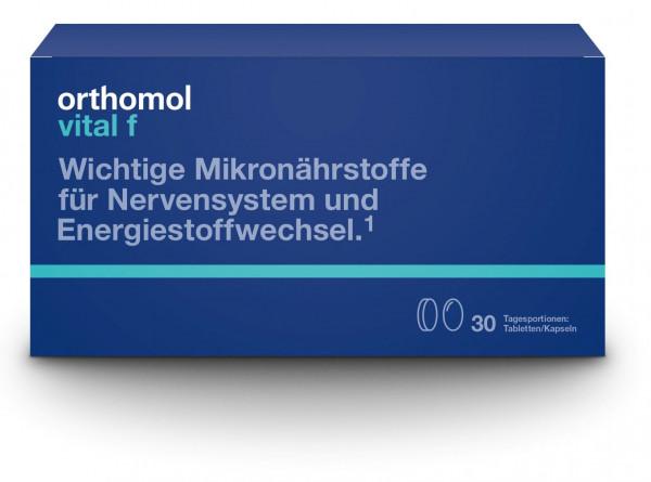Orthomol vital f Tabletten+Kapseln