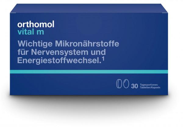 Orthomol vital m Tabletten+Kapseln